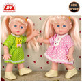 Sisters doll custom for birthday gifts made in China