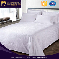 China factory Hotel bedding set luxury / Hotel bed Linen/ Hotel Textile
