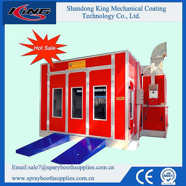 China Hot Selling KX-3200A Paint Booth for Car Painting and Baking
