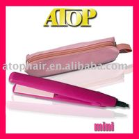 2014 Hot Selling Mini Hair Straighteners Salon Tools Hair Irons ,Professional Flat Iron