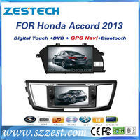 ZESTECH Car dvd for Honda Accord 9 Win CE 6.0 System Car DVD with GPS,3G,Wifi,Phonebook,4G memory