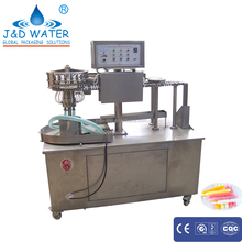Hot sale automatic sterilization tight seals automatic ice/jelly lolly filling and sealing machines