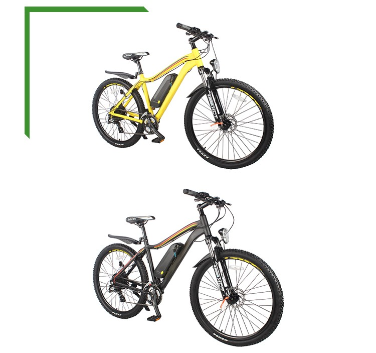 27.5 inch MTB water proof mountain electric bike