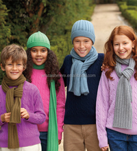 kids pullover sweater 100% merino wool cable knit sweater design for children