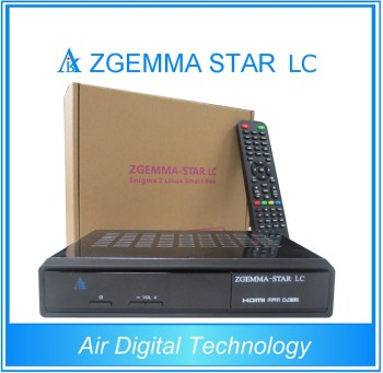 Zgemma star LC HD Single Tuner DVB-C Linux digital satellite reicever tv antenna
