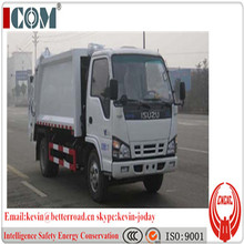 China garbage truck for sale/garbage compactor truck for sale