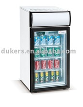 Supply counter top refrigerator