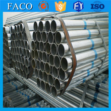 green house small size galvanized rhs steel tube gi pipe supplier