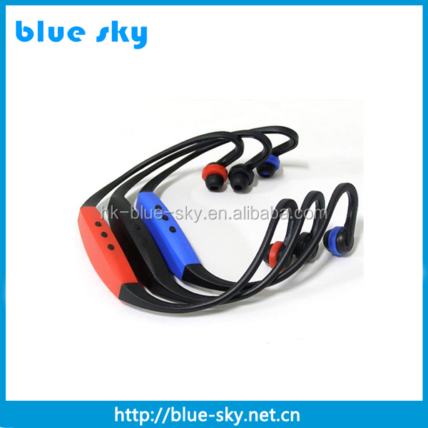 Fashion Sport earphone MP3 music Player manual Supporting TF card Slot