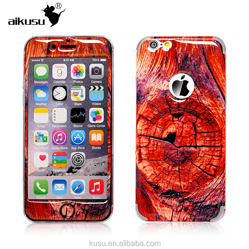 Anti-slip and waterproof skin for mobile phone and for laptop skin sticker