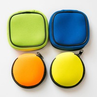 Neoprene customized fashionable coin purses