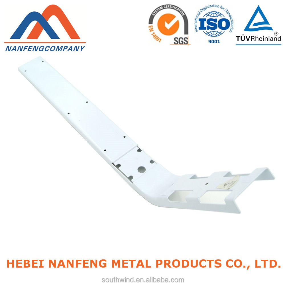 Led Panel Mounting Bracket Stamped Zinc Plated Steel Led Panel Mounting Bracket