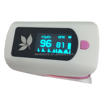 Health Care Multi-color Neonatal Pulse Oximeter For Babies