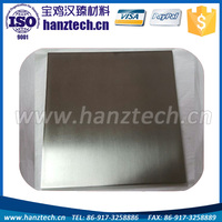 Best selling products pure tantalum plate manufacturers