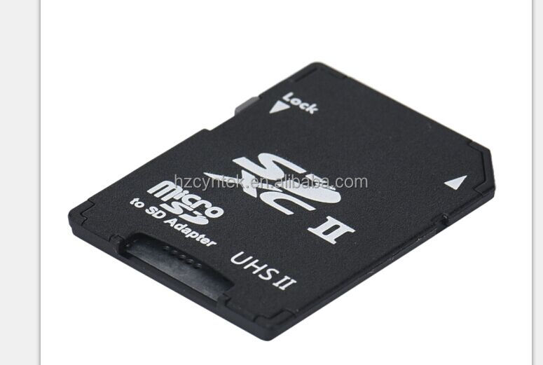 MICRO-SD 4.0 CARD ADAPTER/micro-sd card adapter sd 4.0 card adapter uhs-ii card adapter