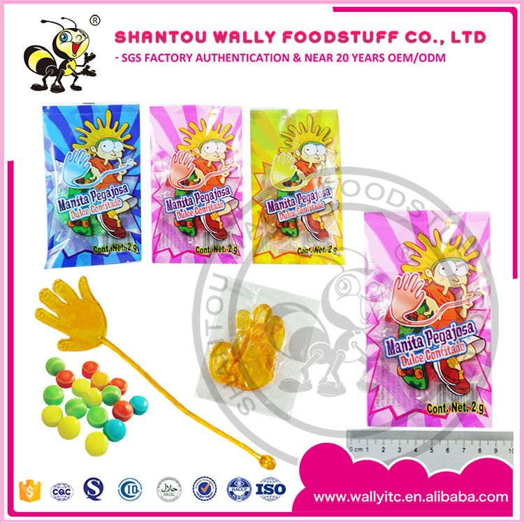Hand Yoyo China Candy Factory Sticky Toy