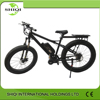 high speed fat tire mountain electric bike with lithium batter for electric bicycle / SQ-EM-8