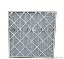 pre filter panel filter type paper furnace filter