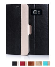 Genuine Leather Wholesale Mobile Phone Protective Case For Samsung Note 5 Cover