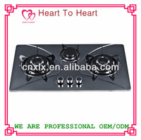 3 burner kitchen appliance Gas stove XLX-HW3-5
