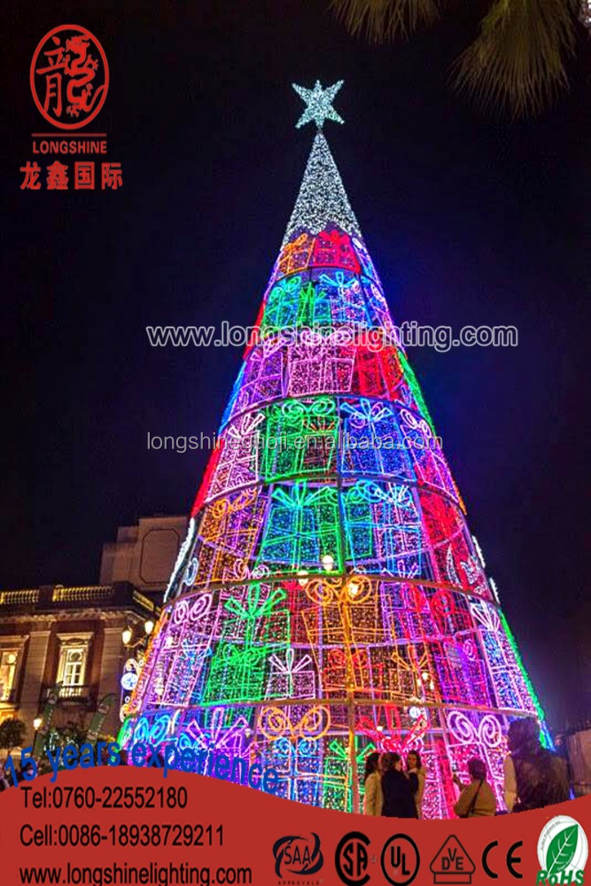 Pop Up 10M LED Christmas Tree Light Pin Branches