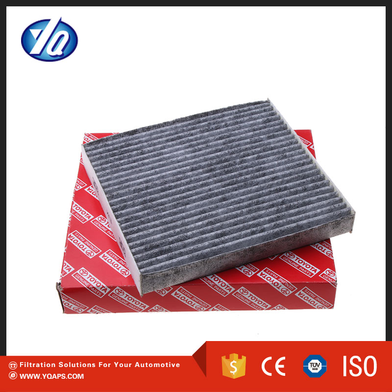 High Quality Original OEM auto cabin air filter toyota for aftermarket