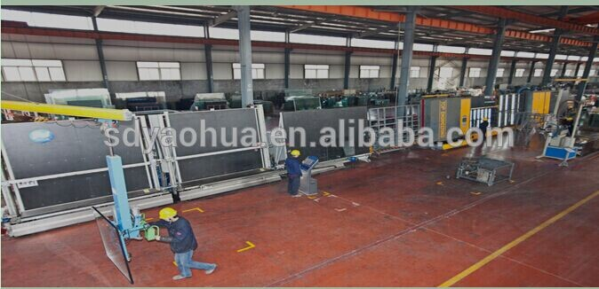 AS/NZS ISO &CE Laminated glass/tempered glass/insulating glass curtain wall