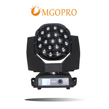 stage lighting 19pcs bee eye led moving head light 15 w