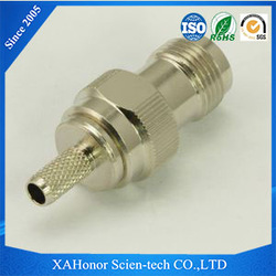XAHonor's BNC rg58 cable bnc connector male for RG179