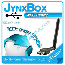 RT5370 Jynxbox/Skybox Ultra Wireless USB WiFi Adapter for Jynx Box /sky BOX HD FTA Satellite Receivers(SL-1506N)
