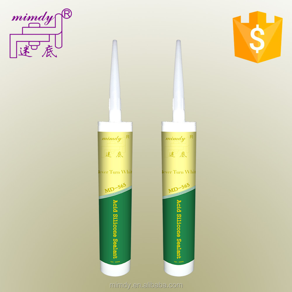 cheap price Stick Silicone Glue Sealant For Wood Gutter Silicone Sealant