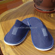 Cheap four season disposable hotel slippers