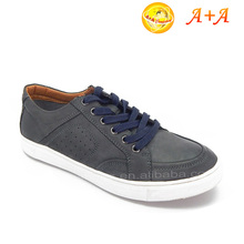 wholesale fashion cheap leather men casual shoes