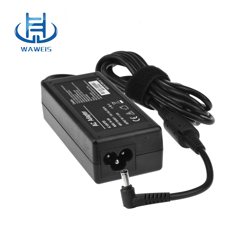 65W high efficiency laptop charger ac <strong>adapter</strong> 19v 3.42a for Gateway NV52 NV54