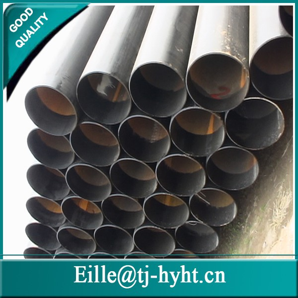 DIN17175 Galvanized Alloy Seamless Steel Tubing