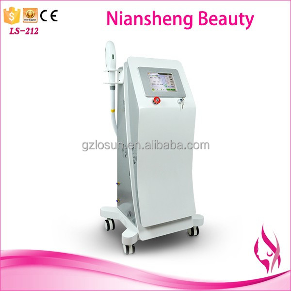 New style Best-Selling skin tightening korea shr +ipl+rf beauty machine