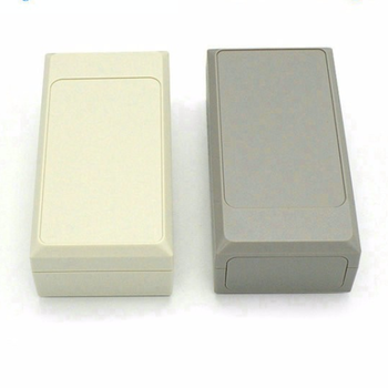 handheld electrical cabinet abs plastic enclosure  plastic casing   terminal box  housing