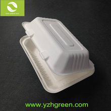 Biodegradable fast food packaging