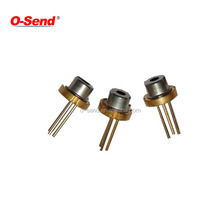 Through hole type and package type 830nm 1w laser diode