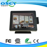 Reatil point of software all in one touchscreen pc
