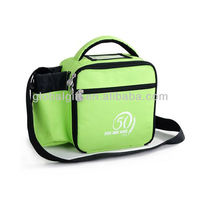 Decorative Lunch Bag With Shoulder Straps