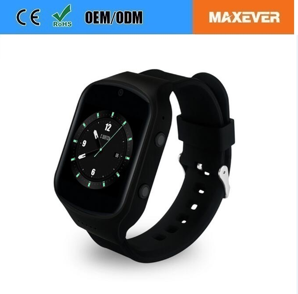 Wholesale New Smart Watch Phone Z80 HeartRate Google Play Store Download WIFI GPS Android 5.1