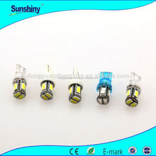 Auto Wedge W2.1*9.5D Base Halogen Bulb T10 W5W 12v 5w No.501 158 194 2821 By China Supplier