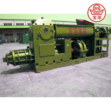 Low power consumption earth brick machine,low investment earth brick machine