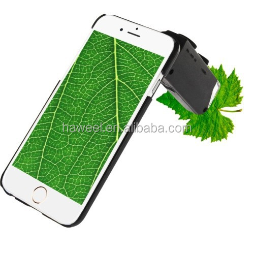 New arrival 60-100 X Mobile Phone Microscope for iPhone 6 gadgets 2017 technologies