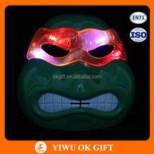 Wholesale Party Decoration Teenage Mutant Ninja Turtles Cosplay LED Mask