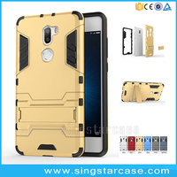 Cheap Price Iron Man Rugged Impact Hybrid Armor Case For Xiaomi Mi5 Plus