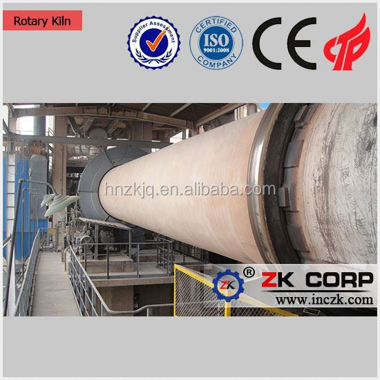 magnesium metal rotary kiln with 60 years'experience