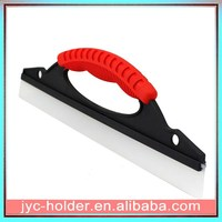 H0T10 D shape Wiper blade,window cleaning brush, silicon squeegee for car