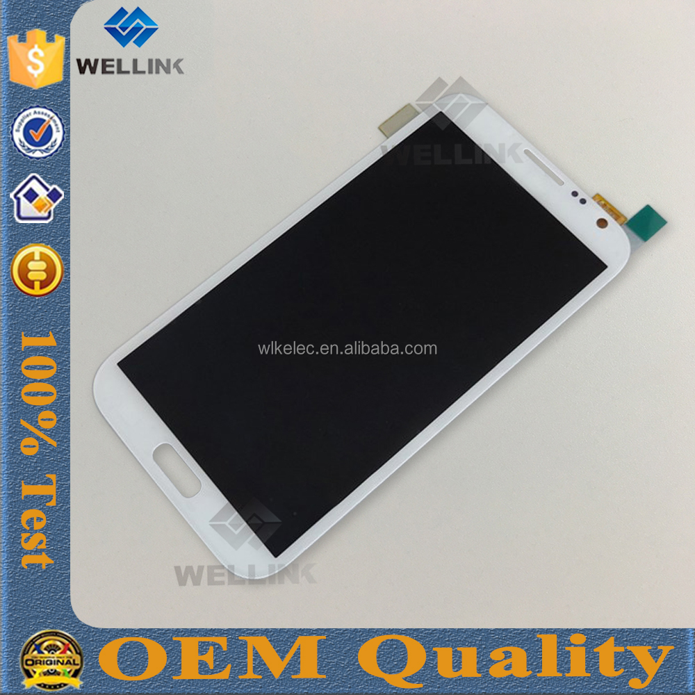 Mobile phone for galaxy note2 n7100 lcd